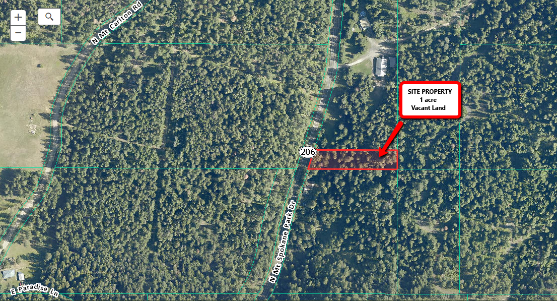 PRIME 4 46 ACRE PROPERTY – KING COUNTY, WA – JUST EAST OF